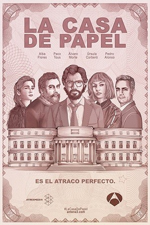 La Casa de Papel 2.Sezon 1080p DUAL TR-ESP İNDİR