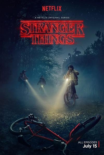Stranger Things 1. Sezon 1080p BluRay