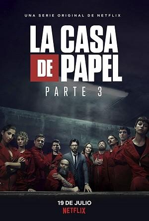 La Casa de Papel 3.Sezon 1080p DUAL TR-ESP