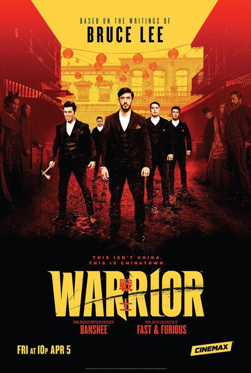 Warrior 1.Sezon 1080p Tüm Bölümler