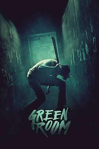Dehşet Odası (Green Room) İndir 1080p Türkçe Dublaj TR-ENG Film