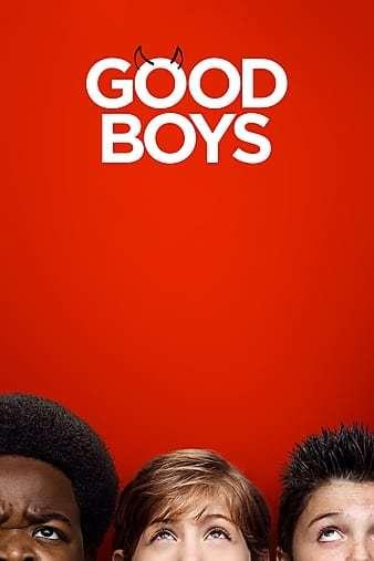 Good Boys (Uslu Çocuklar) 2019 720p-1080p TR-ENG Film İndir