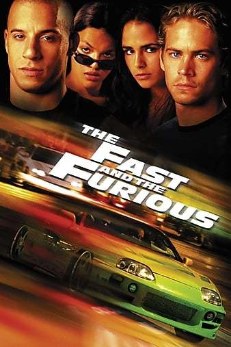 Hızlı ve Öfkeli 1 2001 1080p BluRay Dual TR-ENG Film İndir