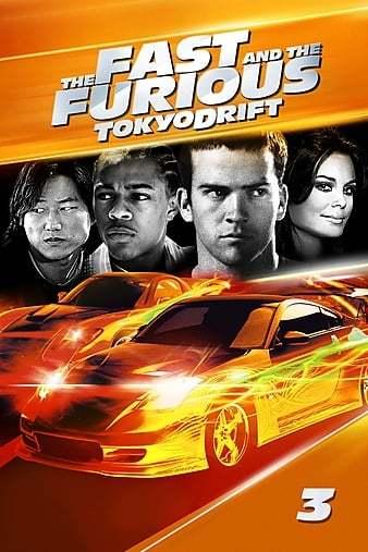 Hızlı ve Öfkeli 3 Tokyo Yarışı 1080p BluRay TR-ENG Film İndir