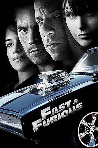 Hızlı ve Öfkeli 4 2009 1080p BluRay Dual TR-ENG Film İndir