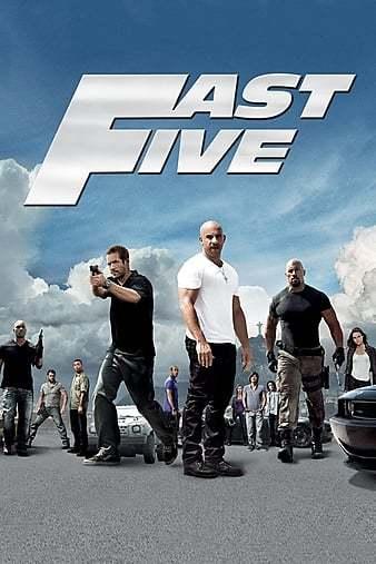 Hızlı ve Öfkeli 5 2011 1080p BluRay Dual TR-ENG Film İndir