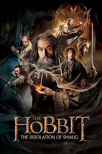 Hobbit 2 Smaug'un Çorak Topraklari 1080p TR-ENG Film İndir
