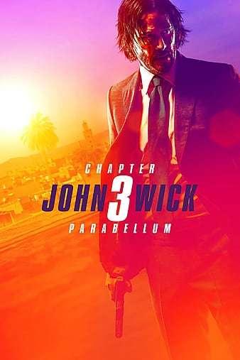 John Wick Chapter 3 - Parabellum 192Kbps 23Fps 2Ch Türkçe Ses İndir