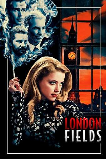 London Fields 2018 192Kbps Ac3 2Ch 23Fps TR Audio Ses İndir