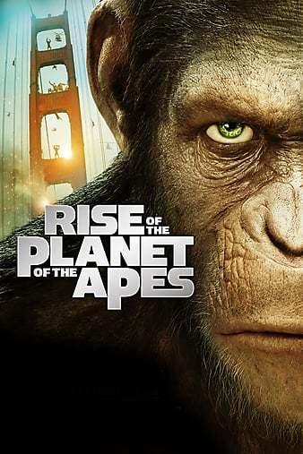 Maymunlar Cehennemi Başlangıç 2011 1080p TR-ENG Film İndir
