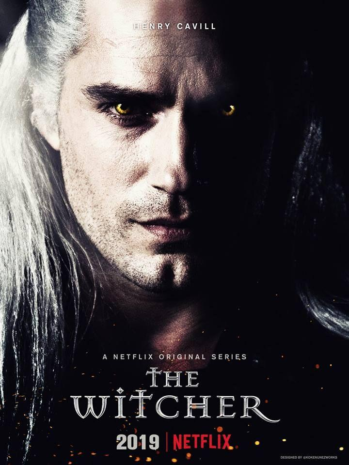 The Witcher 1.Sezon 768Kbps 24Fps 6Ch NF Türkçe Ses İndir