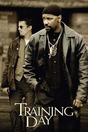Training Day (İlk Gün) İndir 1080p Türkçe Dublaj TR-ENG BluRay Film