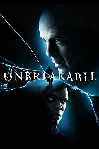 Unbreakable (Ölümsüz) 2000 1080p BluRay TR-ENG Film İndir