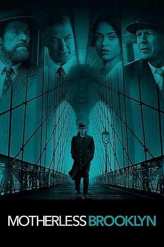 Öksüz Brooklyn İndir Motherless Brooklyn 1080p BluRay Türkçe Altyazılı