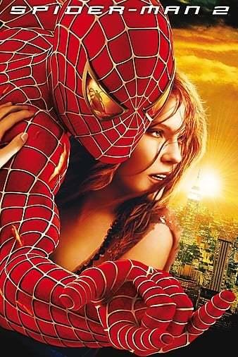 Örümcek Adam 2 İndir 1080p Türkçe Dublaj BluRay TR-ENG 2004 Film