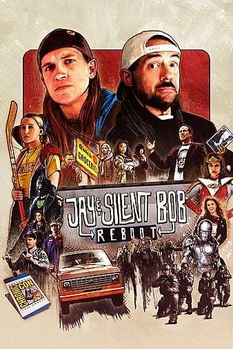 Jay and Silent Bob Reboot İndir 1080p BluRay Türkçe Altyazılı Film