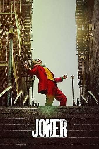 Joker İndir 720p+1080p+4K Türkçe Dublaj TR-ENG BluRay 2019 Film