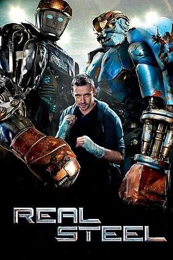 Real Steel İndir Çelik Yumruklar 1080p Türkçe Dublaj TR-ENG BluRay Film