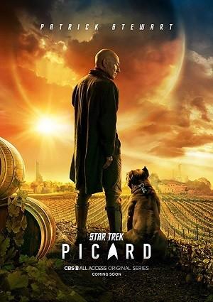 Star Trek Picard İndir 1.Sezon 720p-1080p Tüm Bölümler Türkçe Altyazılı
