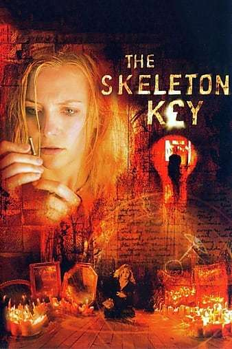 The Skeleton Key İndir İskelet anahtar 720p-1080p Türkçe Dublaj TR-ENG Film