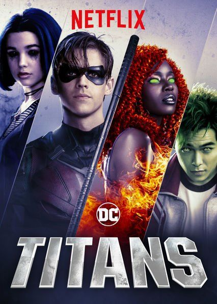 Titans İndir Titanlar 1.Sezon 1080p Türkçe Dublaj TR-ENG Netflix Dizi