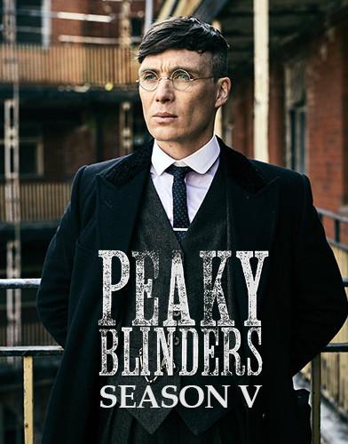 Peaky Blinders 5.Sezon İndir 720p-1080p Türkçe Dublaj TR-ENG Dizi