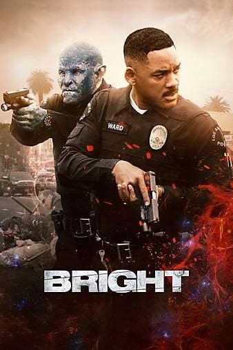 Bright İndir 720p-1080p Türkçe Dublaj TR-ENG 2017 NF Film