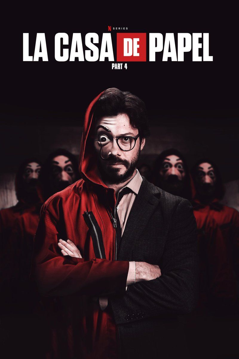 La Casa De Papel 4.Sezon İndir 720p-1080p Türkçe Dublaj TR-SP Dizi