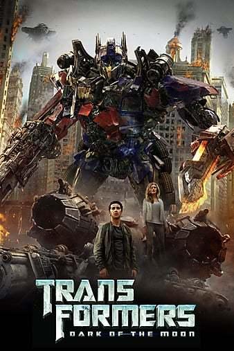 Transformers 3 İndir 720p-1080p Türkçe Dublaj TR-ENG BluRay 2011 Film