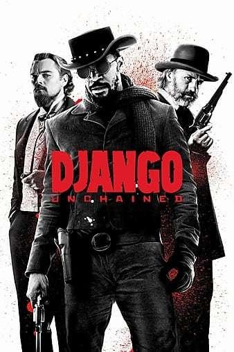Zincirsiz İndir Django Unchained 720p-1080p Türkçe Dublaj TR-ENG Film