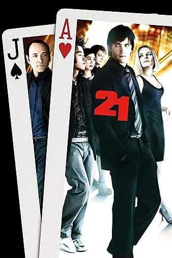 21 İndir 720p-1080p Türkçe Dublaj TR-ENG BluRay 2008 Film