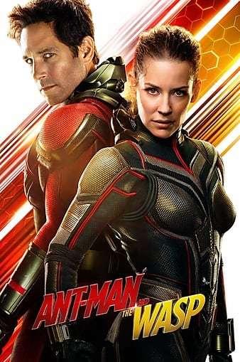 Ant-Man 2 ve Wasp İndir 720p-1080p Türkçe Dublaj TR-ENG 2018 Film
