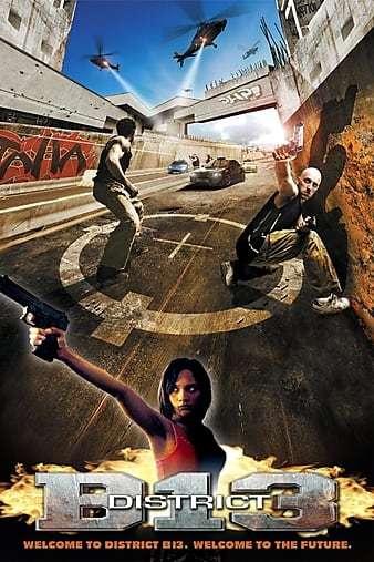 Banliyö 13 İndir 720p-1080p Türkçe Dublaj TR-FR BluRay 2004 Film