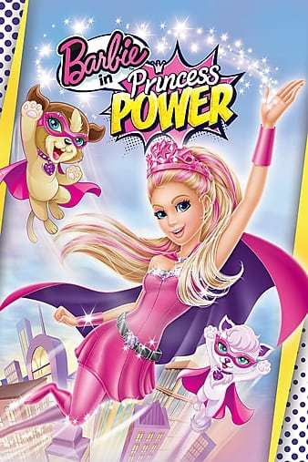 Barbie in Princess Power İndir 720p-1080p Türkçe Dublaj TR-ENG Film