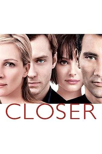 Daha Yaklaş İndir Closer 720p-1080p Türkçe Dublaj TR-ENG 2004 Film