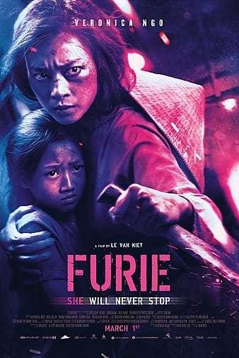 Furie 2019 İndir 720p-1080p BluRay Türkçe Altyazılı Film