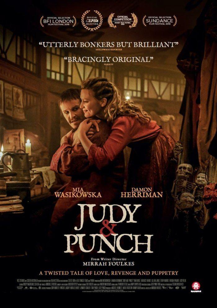 Judy and Punch İndir 720p-1080p BluRay Türkçe Altyazılı 2019 Film