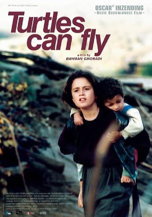 Kaplumbağalar da Uçar İndir DVDRip Türkçe Dublaj TR-KUR 2004 Film
