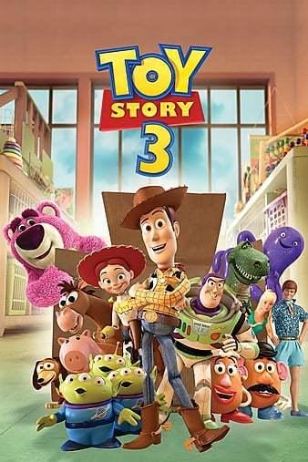 Oyuncak Hikayesi 3 İndir 720p-1080p Türkçe Dublaj TR-ENG 2010 Film