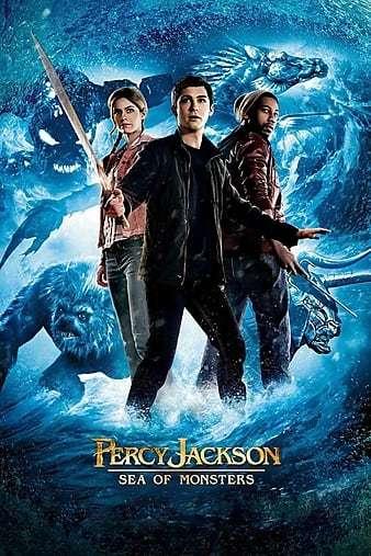 Percy Jackson 2 İndir 720p-1080p Türkçe Dublaj TR-ENG 2013 Film