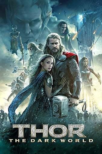 Thor 2 Karanlık Dünya İndir 720p-1080p Türkçe Dublaj TR-EN BluRay Film
