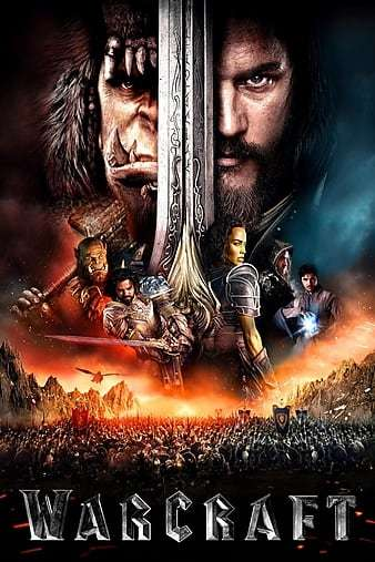 Warcraft 2016 İndir 720p-1080p Türkçe Dublaj TR-ENG BluRay Film