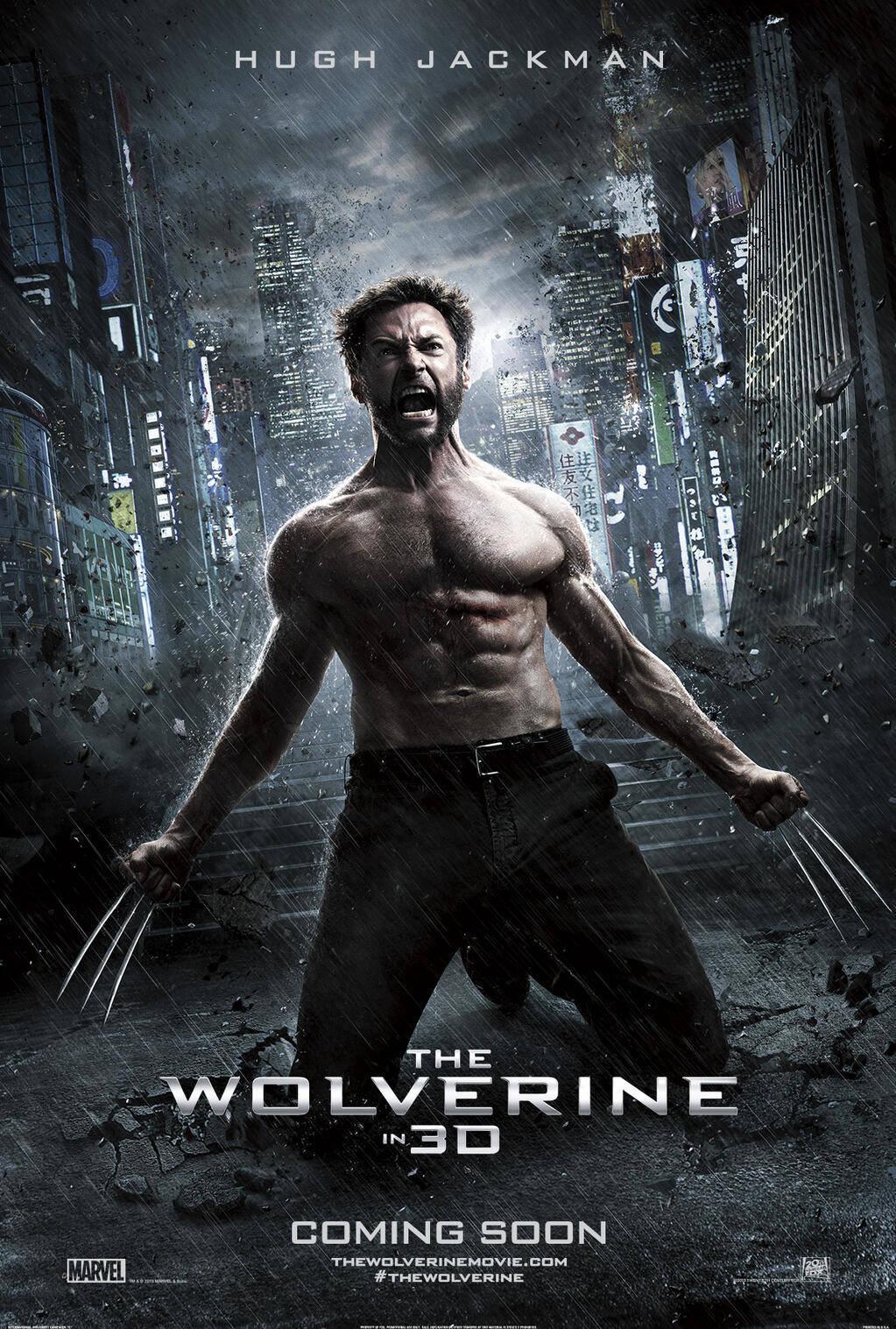 Wolverine İndir 720p-1080p Türkçe Dublaj TR-ENG BluRay 2013 Film