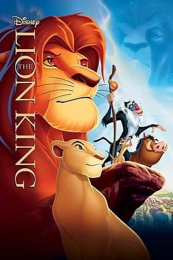 Aslan Kral 1994 İndir 720p-1080p Türkçe Dublaj TR-ENG BluRay Film