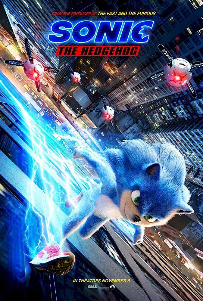 Kirpi Sonic İndir 720p-1080p-4K Türkçe Dublaj TR-ENG BluRay 2020 Film