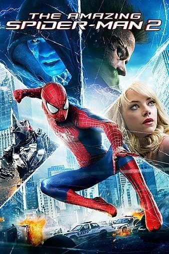 İnanılmaz Örümcek Adam 2 İndir 720p-1080p Türkçe Dublaj DUAL Film
