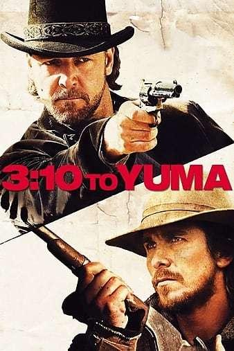 3:10 Yuma Treni 2007 İndir 720p-1080p Türkçe Dublaj TR-ENG Film