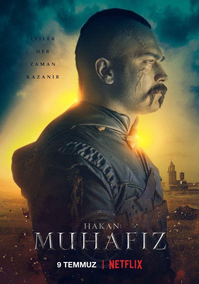 Hakan Muhafız 4. Sezon İndir 720p-1080p Tüm Bölümler NF Dizi