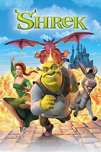 Şrek 1 2001 İndir 720p-1080p Türkçe Dublaj Dual BluRay Film