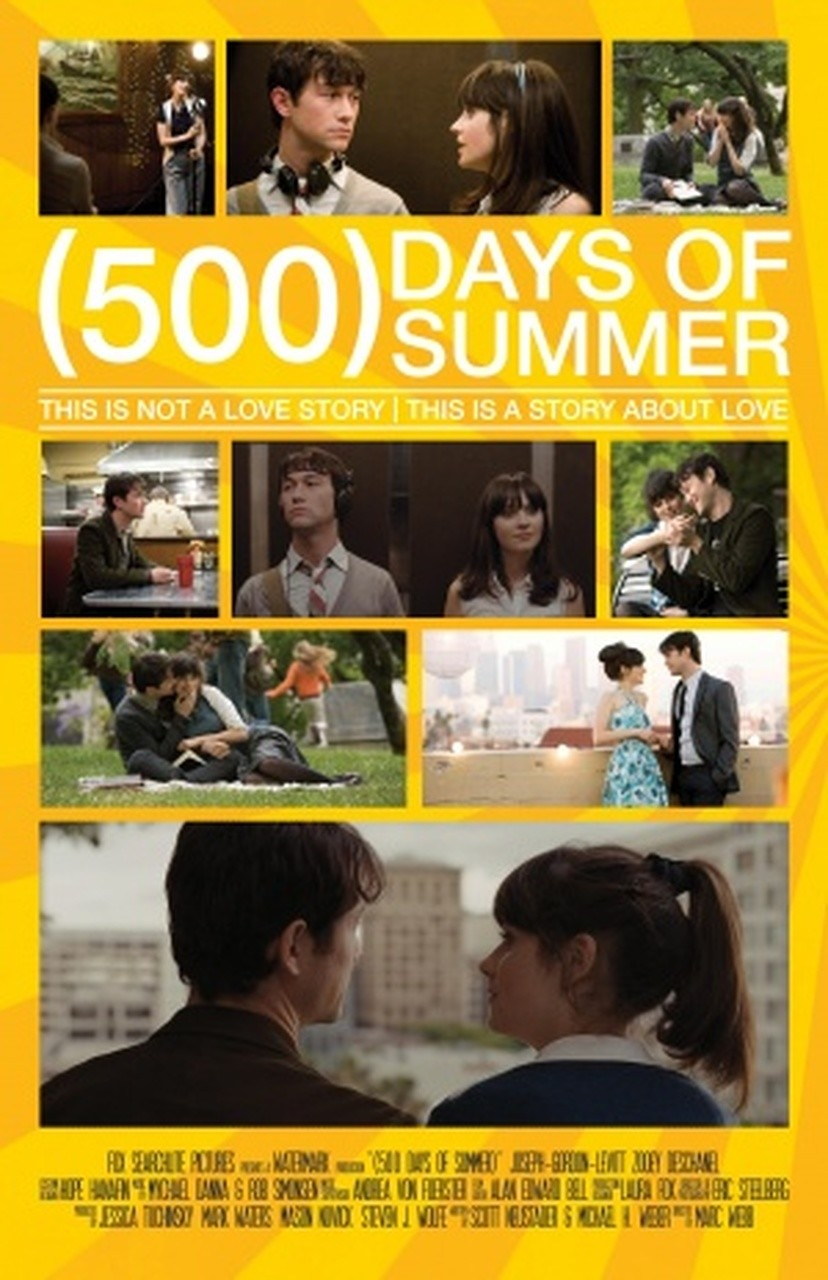 Aşkın 500 Günü 2009 İndir 720p-1080p Türkçe Dublaj Dual BluRay Film